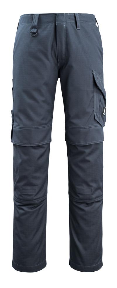 MASCOT® Arosa - Schwarzblau - Hose mit Knietaschen, schmutzabweisend, Multischutz
