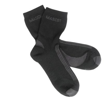 MASCOT® Asmara - Schwarz/Dunkelanthrazit - Socken
