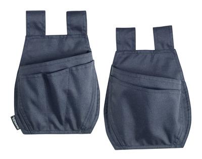 MASCOT® Bendigo - Schwarzblau* - Hängetaschen, zwei unterschiedliche im Set