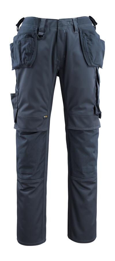 MASCOT® Bremen - Schwarzblau - Handwerkerhose