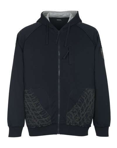 MASCOT® Brest - Schwarzblau* - Kapuzensweatshirt