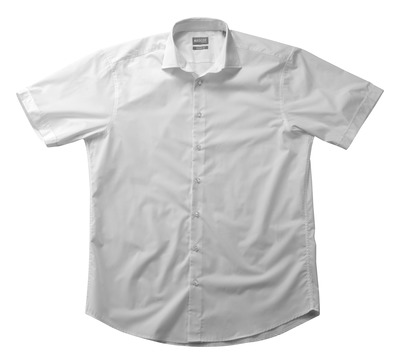 MASCOT® CROSSOVER - Weiß - Hemd