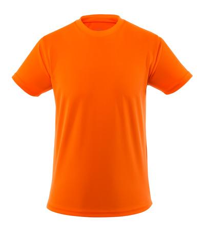 MASCOT® Calais - hi-vis Orange - T-Shirt, Hi-Vis, feuchtigkeitstransportierendes CoolDry, geringes Gewicht, moderne Passform
