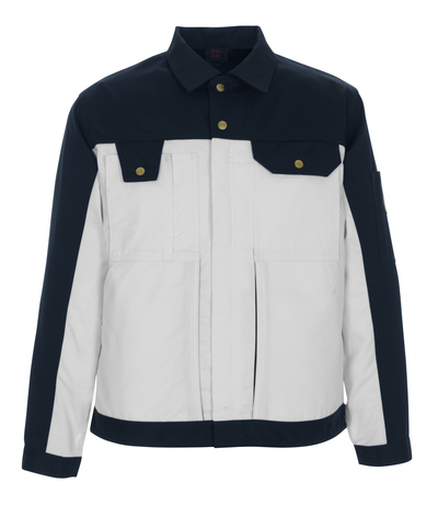 MASCOT® Capri - Weiß/Marine*/¹) - Arbeitsjacke