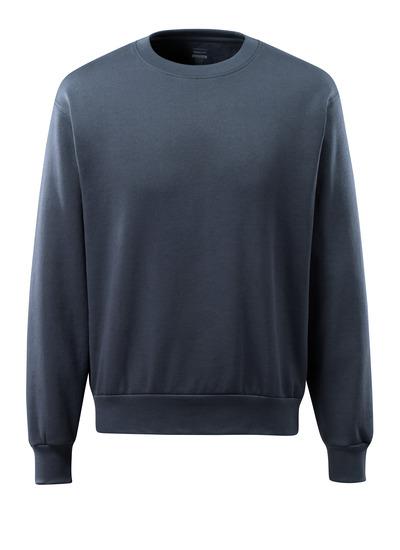 MASCOT® Carvin - Schwarzblau - Sweatshirt, moderne Passform