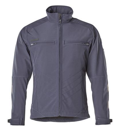 MASCOT® Dresden - Schwarzblau - Soft Shell Jacke mit Fleece innen, wasserabweisend
