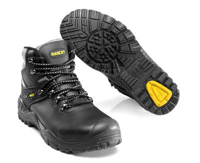 MASCOT® Elbrus - Schwarz/Gelb - Sicherheitsstiefel