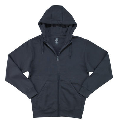 MASCOT® Gimont - Schwarzblau - Kapuzensweatshirt mit Reißverschluss, moderne Passform