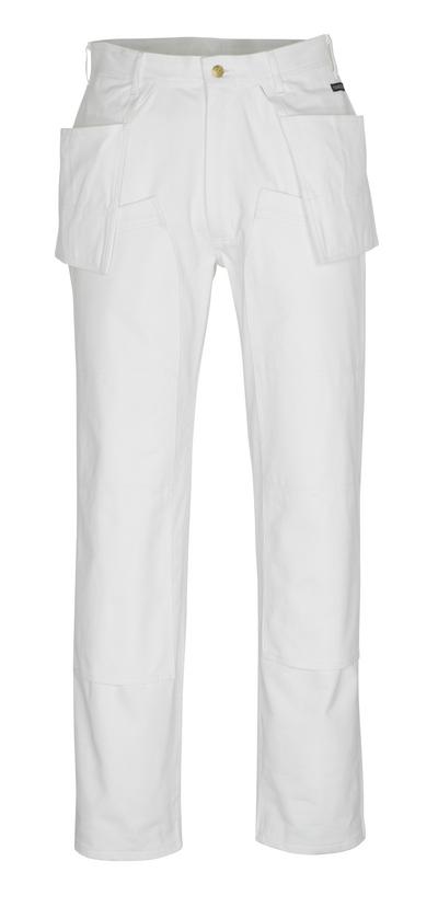 MASCOT® Jackson - Weiß* - Handwerkerhose