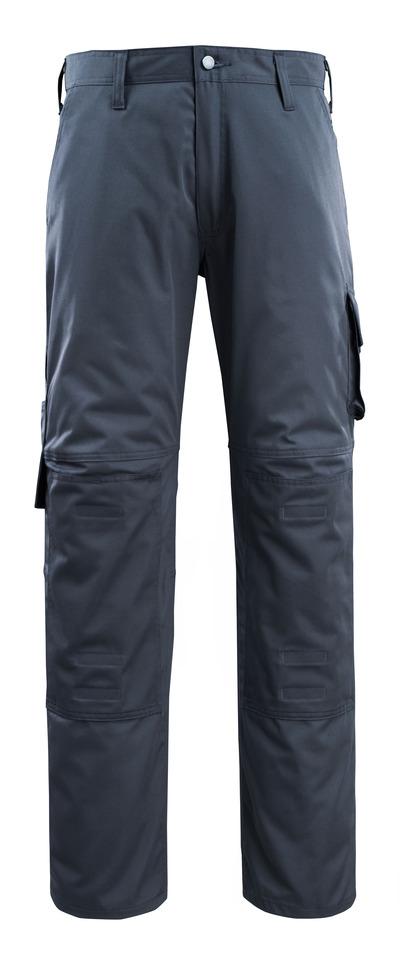 MACMICHAEL® Jardim - Schwarzblau - Hose mit Knietaschen, geringes Gewicht