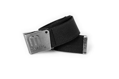 MASCOT® Kampala - Schwarz - Gürtel mit regulierbarer Schnalle, elastisch