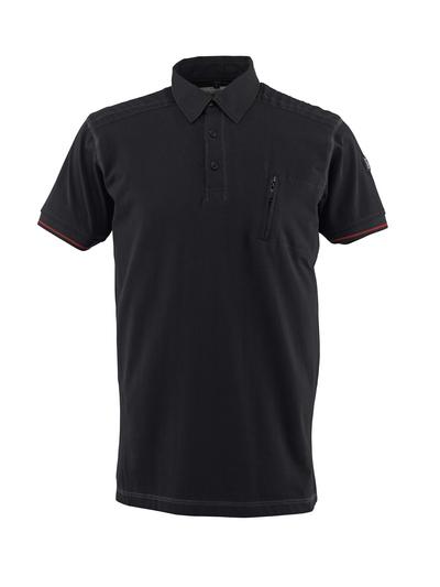 MASCOT® Kreta - Schwarz - Polo-Shirt