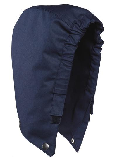 MASCOT® MacGill - Marine - Kapuze mit Druckknöpfen, Multischutz, wasserdicht