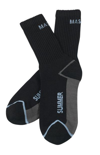 MASCOT® Manica - Schwarz - Socken, feuchtigkeitstransportierend