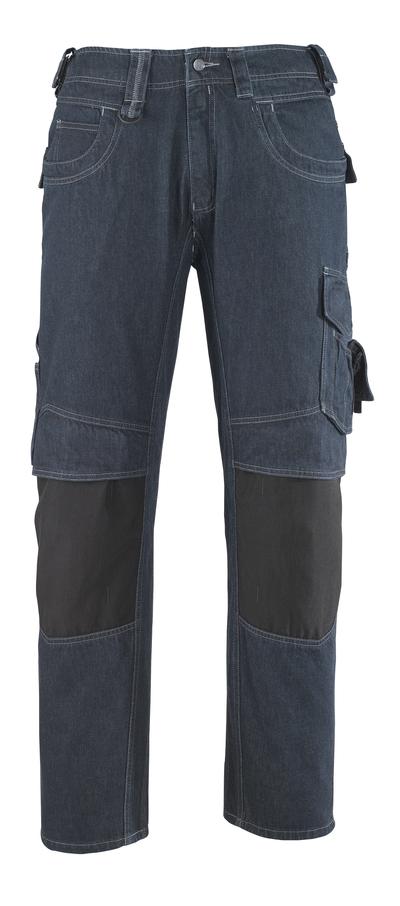 MASCOT® Milton - Denimblau* - Jeans mit Knietaschen