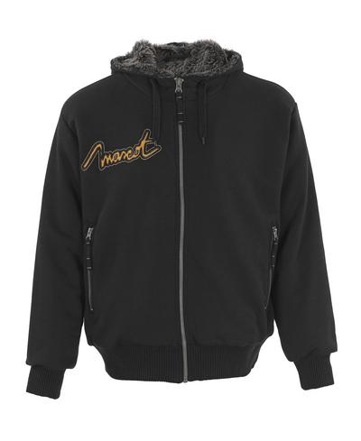 MASCOT® Monforte - Schwarz* - Kapuzensweatshirt