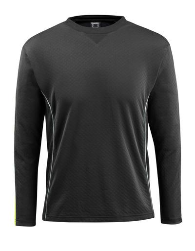 MASCOT® Montilla - Schwarz/hi-vis Gelb - T-Shirt