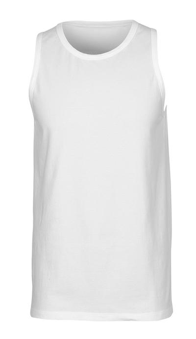 MASCOT® Morata - Weiß* - Unterhemd, moderne Passform