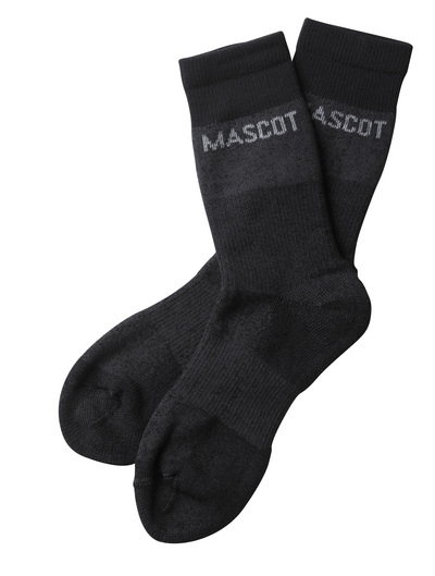 MASCOT® Moshi - Dunkelanthrazit meliert - Socken