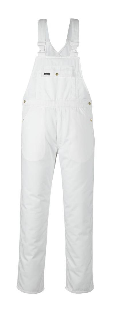 MASCOT® Nevada - Weiß* - Latzhose