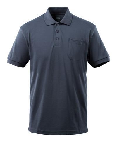 MASCOT® Orgon - Schwarzblau - Polo-Shirt mit Brusttasche, moderne Passform