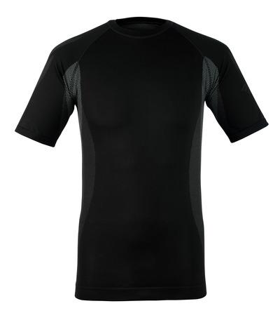 MASCOT® Pavia - Dunkelanthrazit • - Funktionsunterhemd, Kurzarm, geringes Gewicht, feuchtigkeitstransportierend