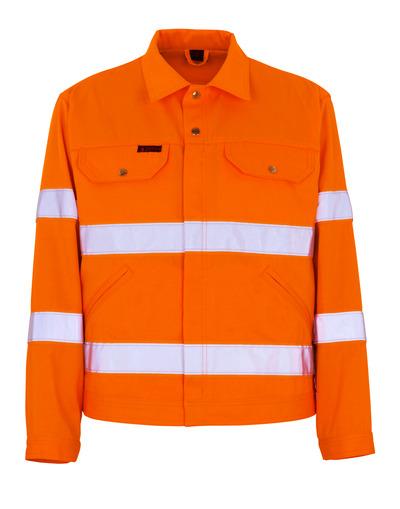 MASCOT® Perth - hi-vis Orange* - Arbeitsjacke