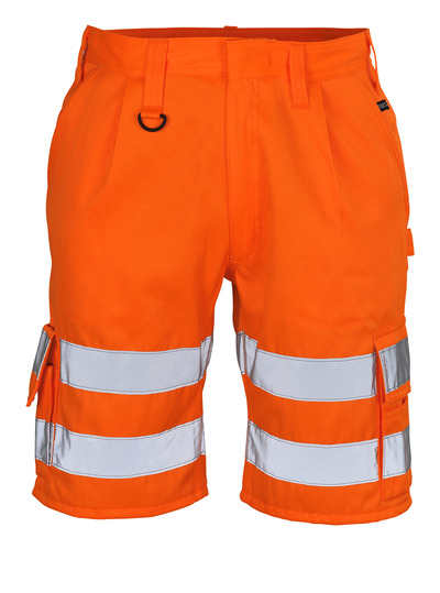MASCOT® Pisa - hi-vis Orange - Shorts, Klasse 1