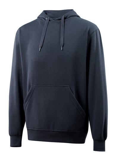 MASCOT® Revel - Schwarzblau - Kapuzensweatshirt, moderne Passform