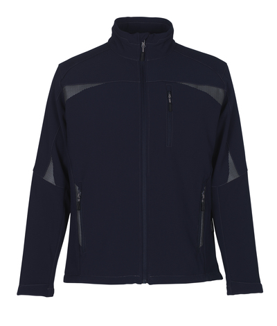 MASCOT® Ripoll - Marine - Soft Shell Jacke