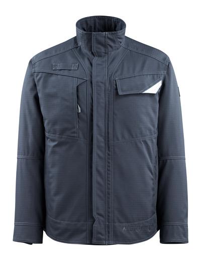 MASCOT® Romont - Schwarzblau - Jacke, schmutzabweisend, Multischutz
