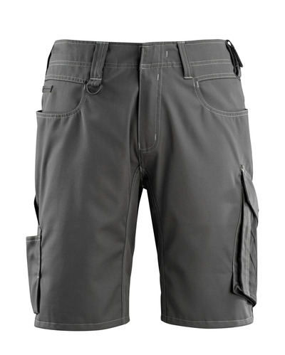 MASCOT® Stuttgart - Dunkelanthrazit/Schwarz - Shorts, geringes Gewicht