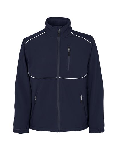 MASCOT® Tampa - Schwarzblau - Soft Shell Jacke