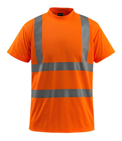 MASCOT® Townsville - hi-vis Orange - T-Shirt, großzügige Passform, Klasse 2