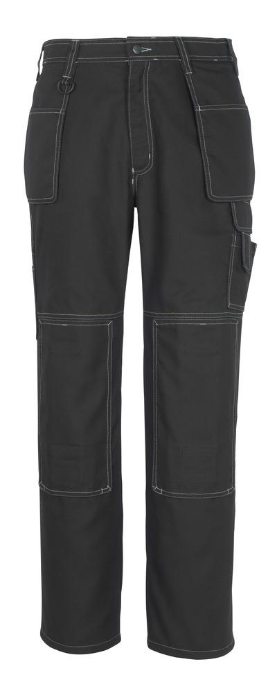 MACMICHAEL® Valera - Schwarz* - Hose mit Knie- und Hängetaschen