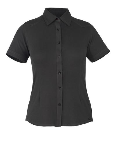 MASCOT® Vatio - Schwarz* - Hemd, Kurzarm