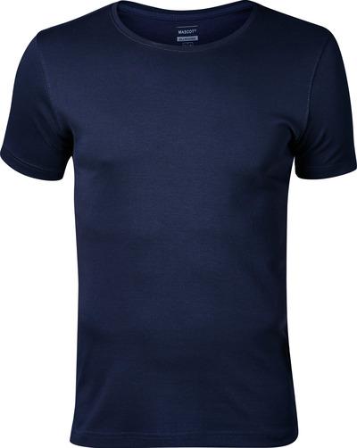 MASCOT® Vence - Schwarzblau - T-Shirt